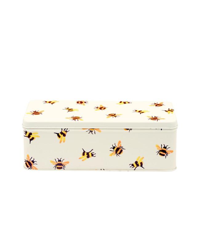 Bee deep rectangle tin