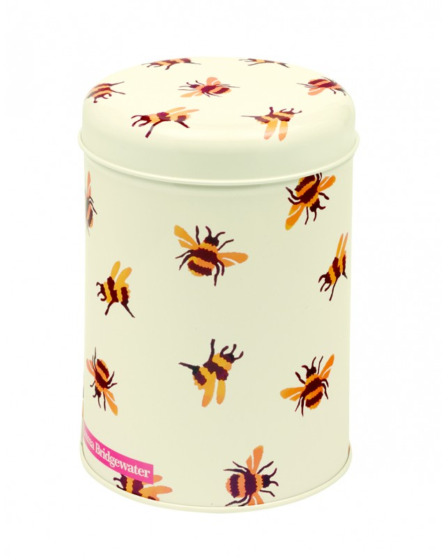 Bee round canister
