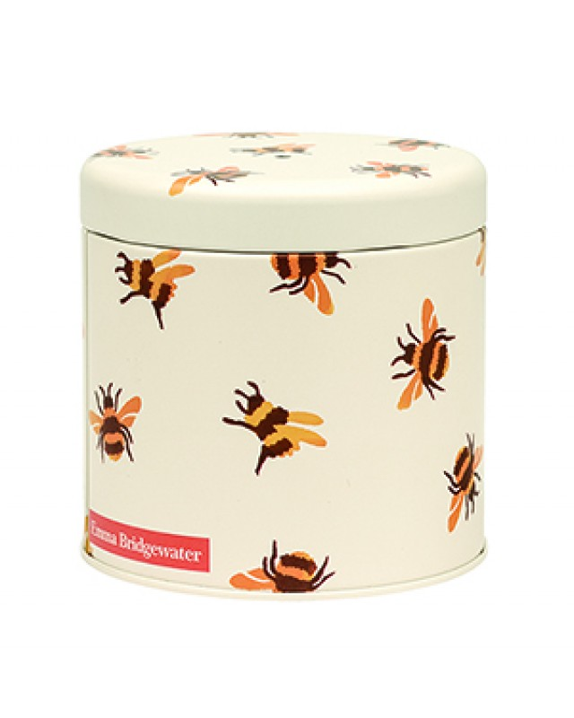 Bee string in a tin
